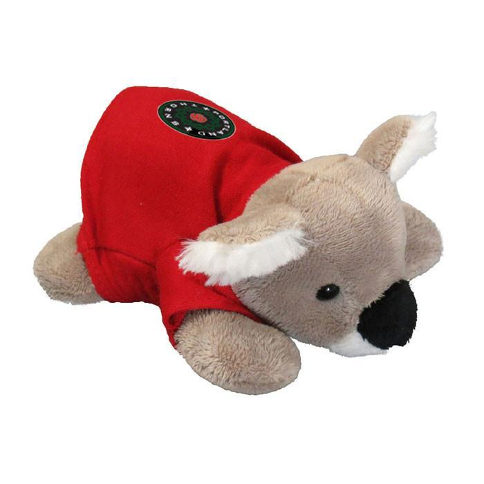 Portland Thorns FC Chublet Plush Koala with Tee