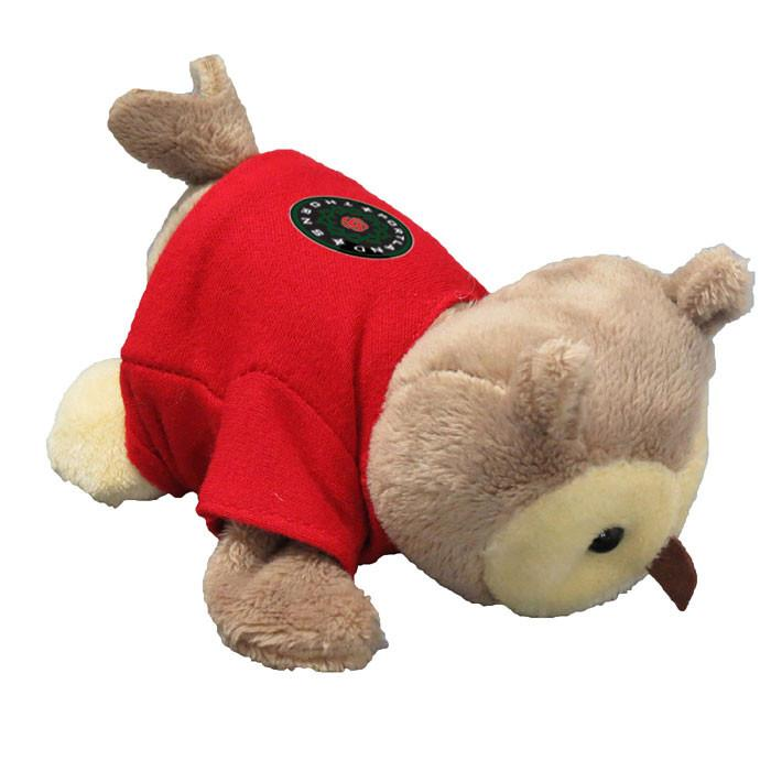 Portland Thorns FC Chublet Plush Owl with Tee