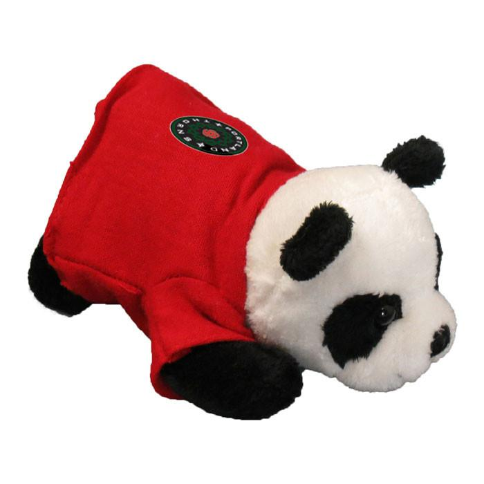 Portland Thorns FC Chublet Plush Panda with Tee