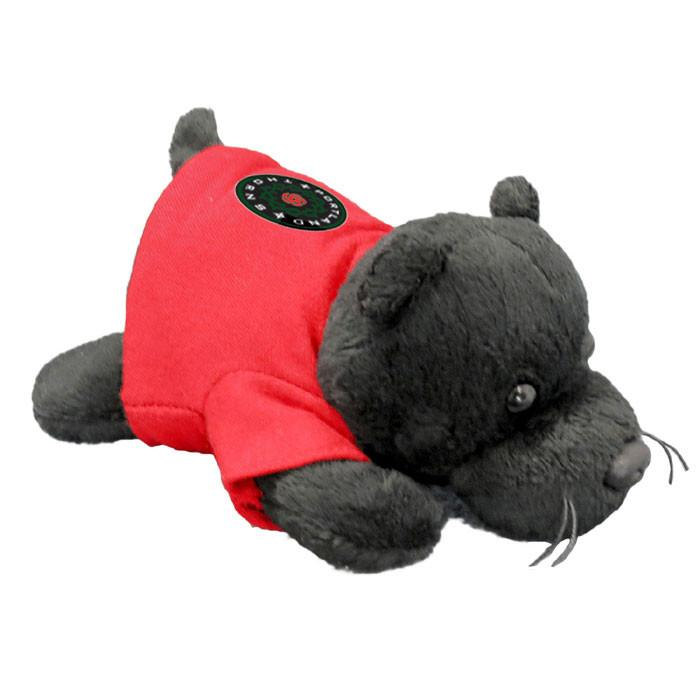 Portland Thorns FC Chublet Plush Panther with Tee