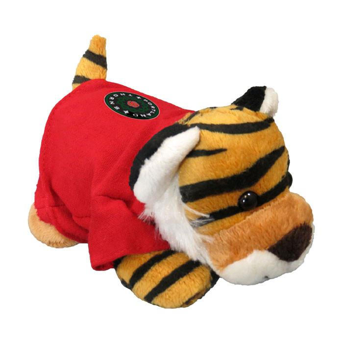 Portland Thorns FC Chublet Plush Tiger with Tee