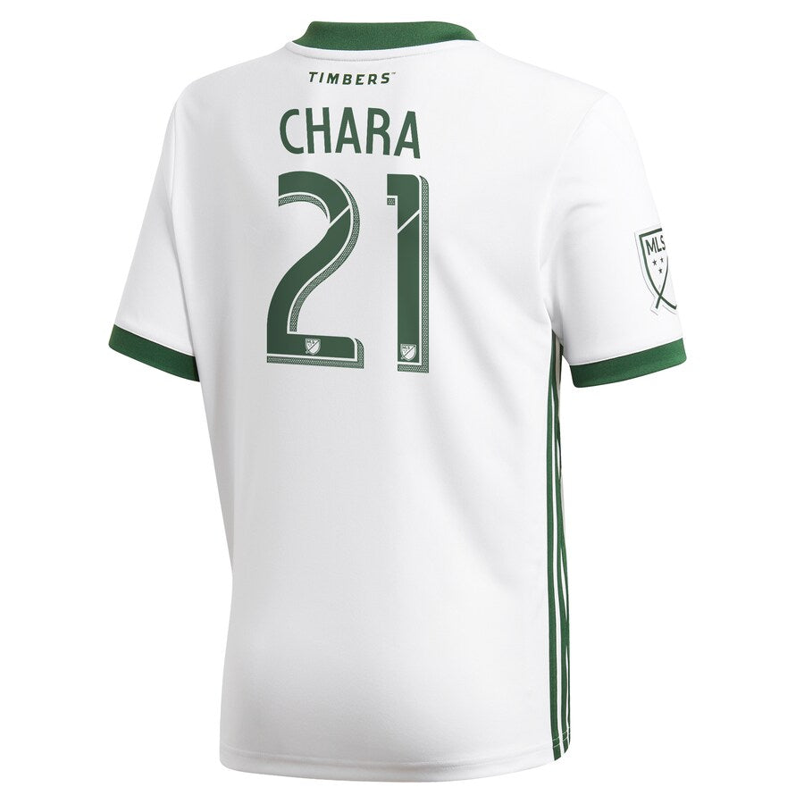 PORTLAND TIMBERS FC 2019 MEN'S AUTHENTIC SECONDARY JERSEY - CHARA