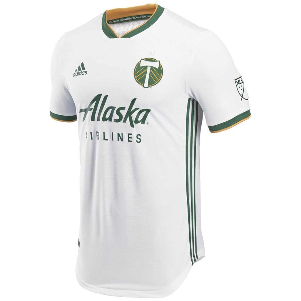 PORTLAND TIMBERS FC 2018-19 MEN'S AUTHENTIC SECONDARY JERSEY