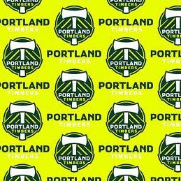 PORTLAND TIMBERS FC GIFT WRAP ROLL