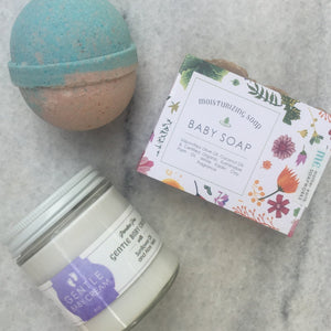 All Natural Baby Skincare Set