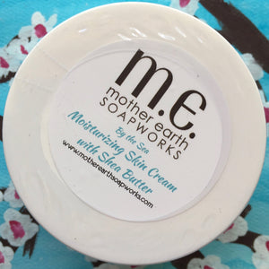 Shea Butter & Vitamin E Deep Moisturizing Cream