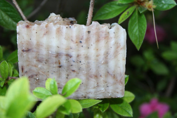 Rosemary Mint Skin Brightening Soap Bar
