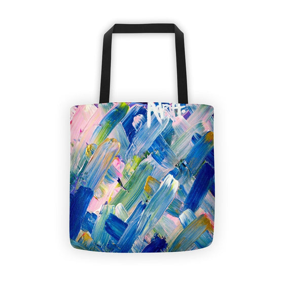 Adrift. Classic Tote Abstract Deep