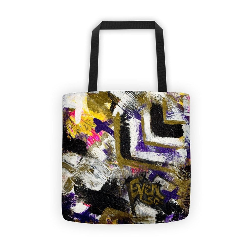 Even So. Classic Tote Abstract Deep
