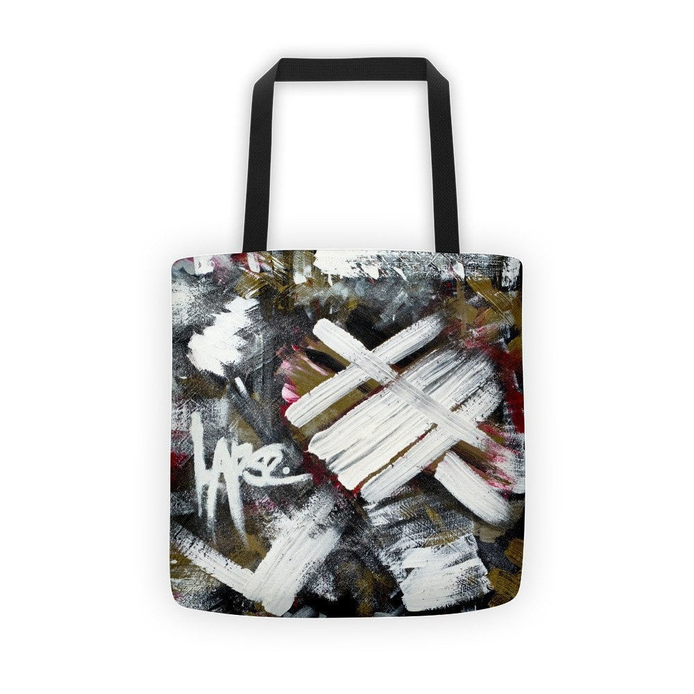 Lapse. Classic Tote Abstract Deep