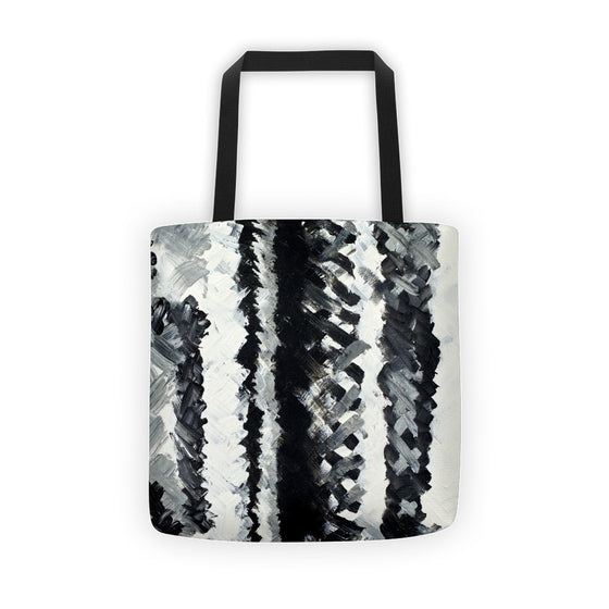 Up. Classic Tote Abstract Deep