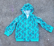 Cactus Joe Zip Up Hoodie