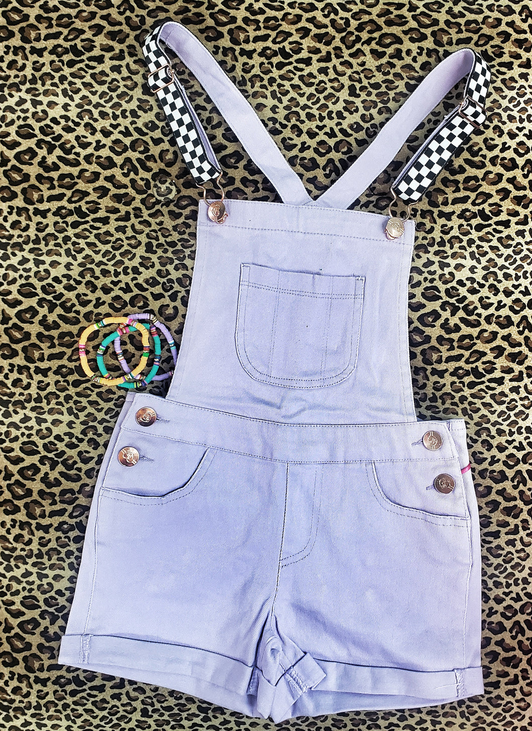 Racing shortalls