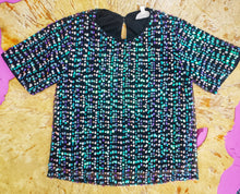 Sparkle Me Extra Sequined top