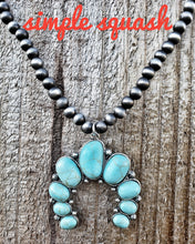 Kids Squash Blossom necklace