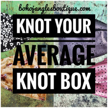 Knot Your Average Knot Box