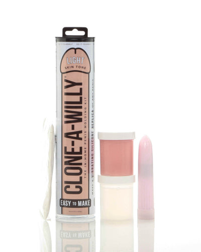 Clone-a-Willy Kit - Light Skin Tone
