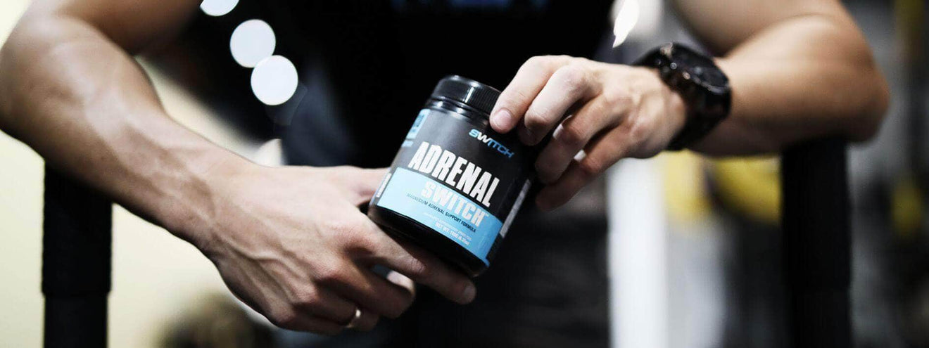 PRODUCT REVIEW: ADRENAL SWITCH