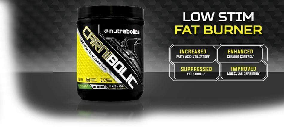 Nutrabolics Carnibolic Review