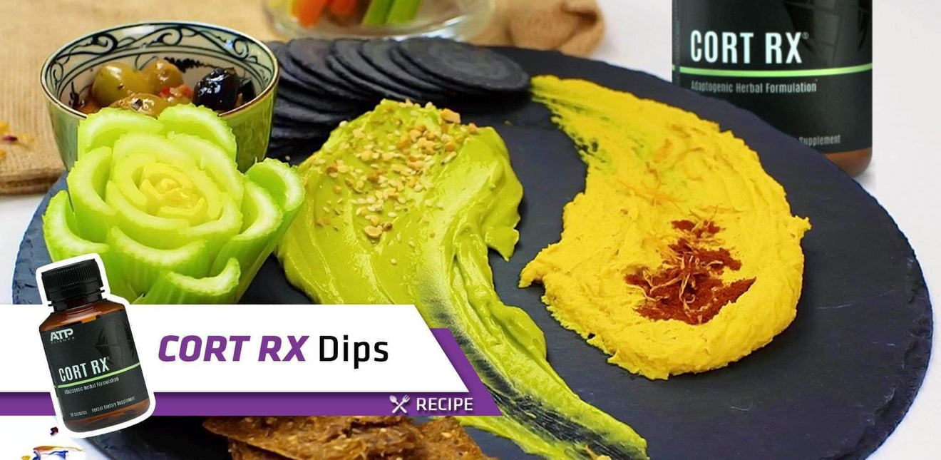 Did you know that you can make Cort Rx Dips??