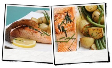Healthy_Meal_Swap_-_Salmon_with_Kipfler_Potato_&_Green_Beans_&_Chive_&_Lemon_Dressing_2