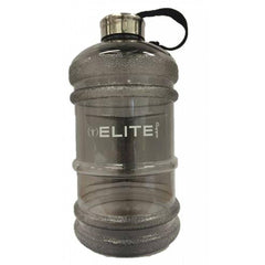 Elite Supps Top 30 Enviro BPA Free Drink Bottle 2.2L Black