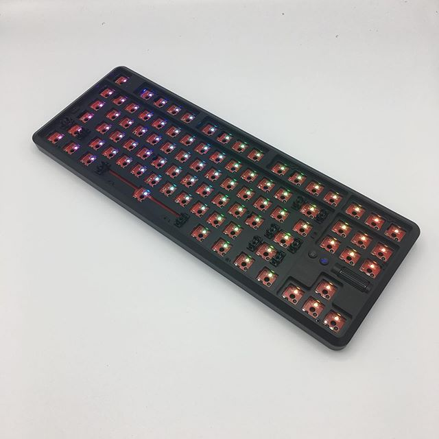 Hotswap TKL Bluetooth Keyboard w/RGB
