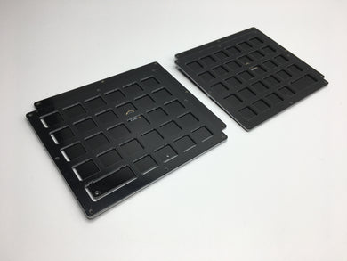 Nyquist - Plates/Case