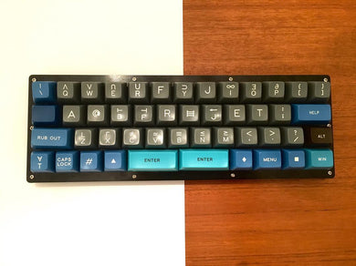 Laplace - 40% Staggered Keyboard