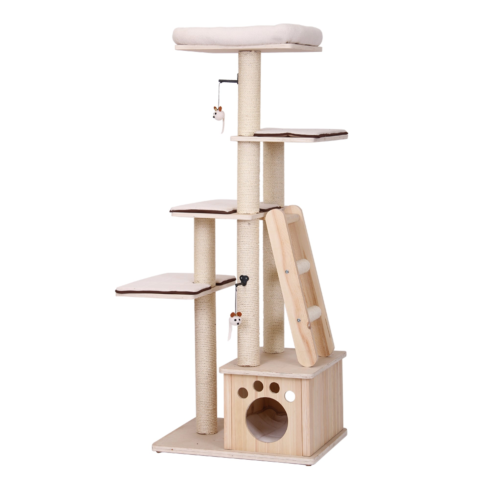 tower cat hammock s bed photo tree estaci gatos anipal with our pin the para juegos hunt n and de