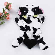 Ridiculously Adorable and Warm Cow Outfit For Your Cat