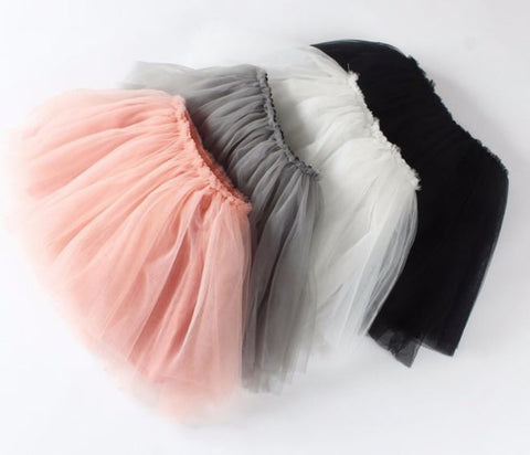 Tutu Princess Skirt