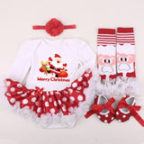 My 1st First Christmas Outfits