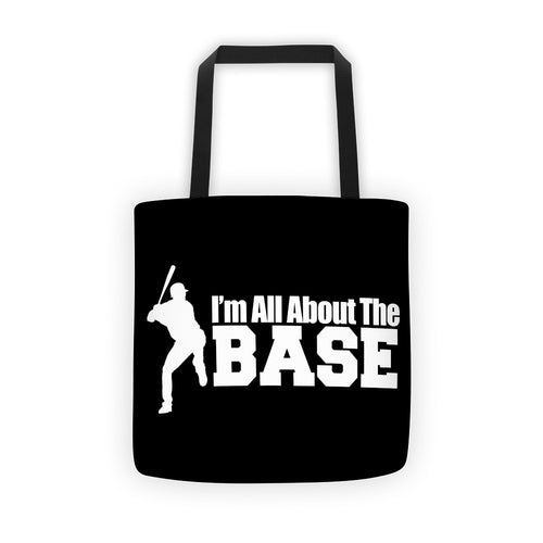 All about the Base – Tote bag