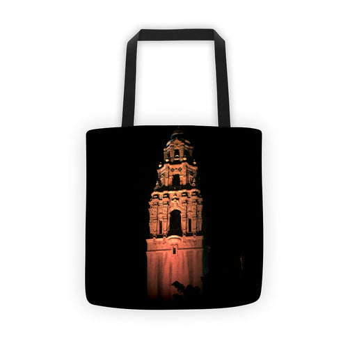 Dark Night - Tote bag