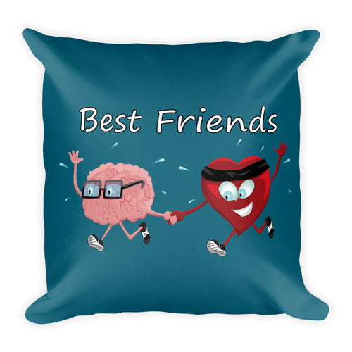 Best Friends – Square Pillow