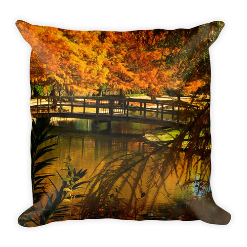 Bridge - Square Pillow