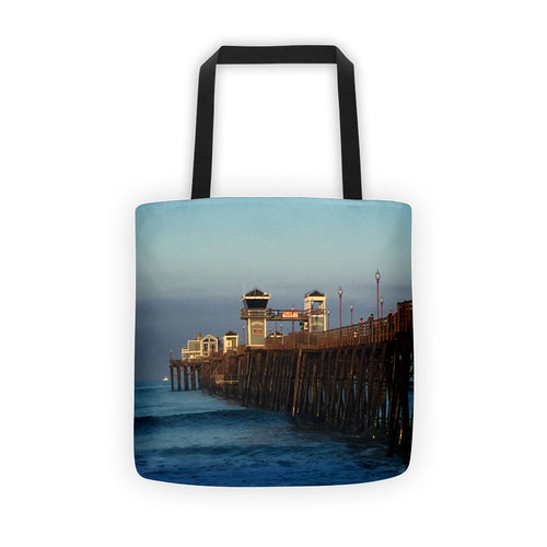 Afternoon View - Tote bag