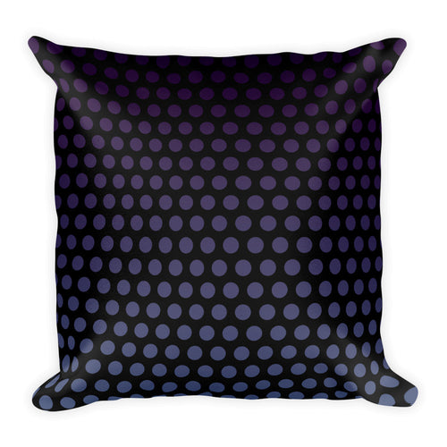 Circular - Square Pillow