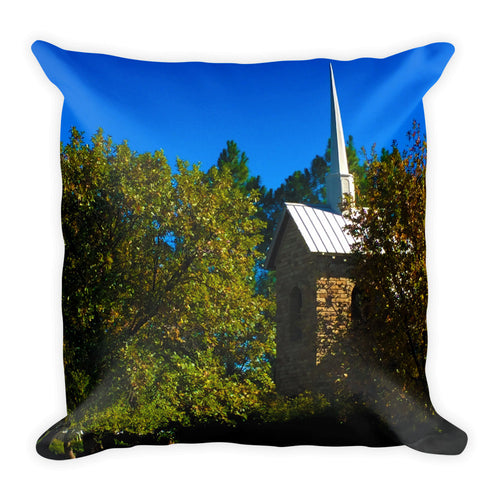 Autumn - Square Pillow
