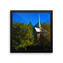 Autumn - Framed photo paper poster