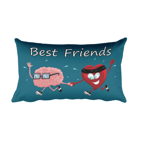 Best Friends – Rectangular Pillow