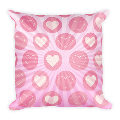 Love - Square Pillow