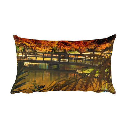 Bridge - Rectangular Pillow