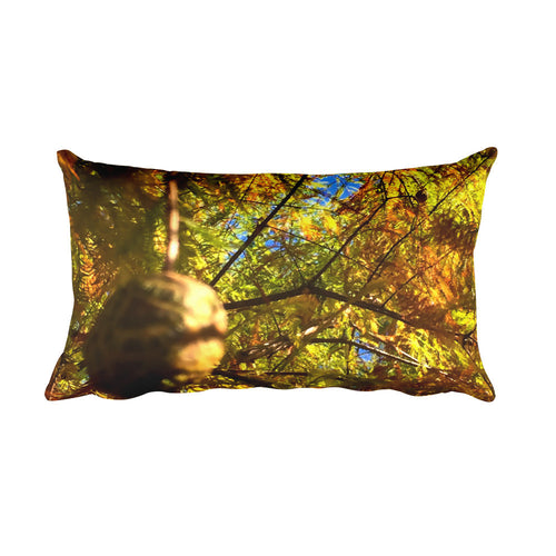 Days of Autumn - Rectangular Pillow