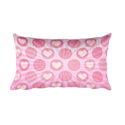 Love - Rectangular Pillow