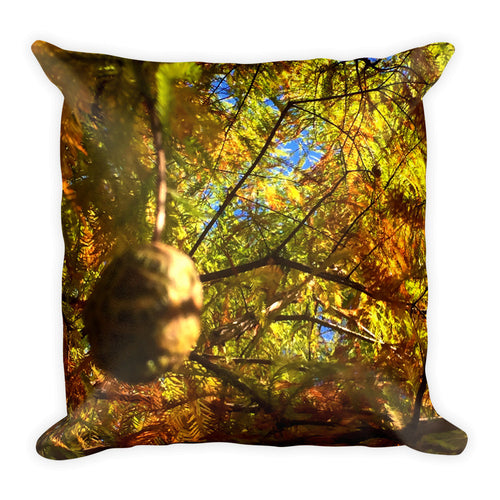 Days of Autumn - Square Pillow