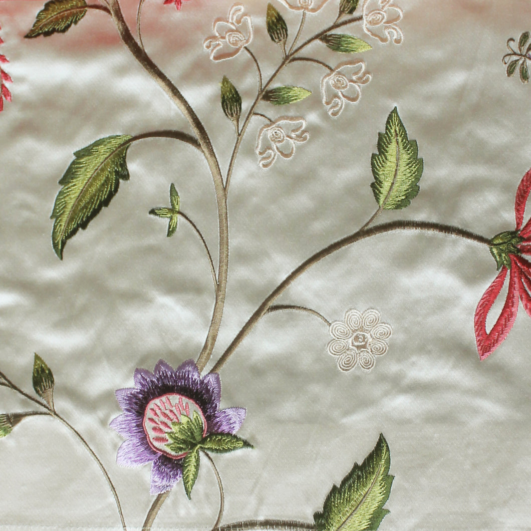 Embroidered Fabric - 7B02