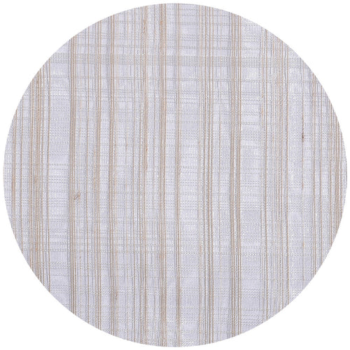 Pin Stripe Multi-coloured Sheer