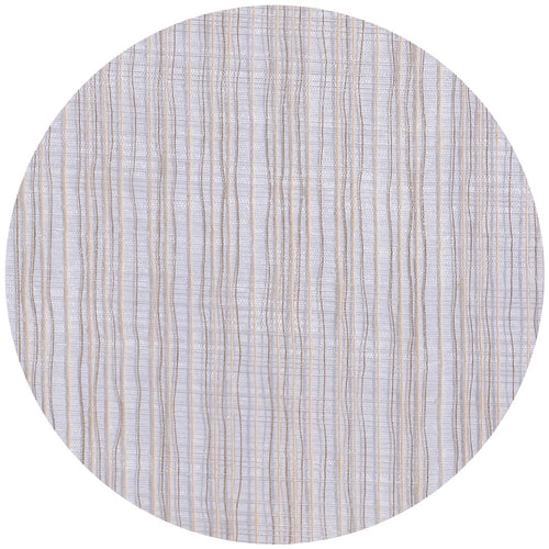Wavy Pin Stripe Sheer